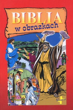 Polish - Picture Bible (SB)