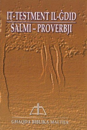 Maltese - New Testament, Psalms & Proverbs