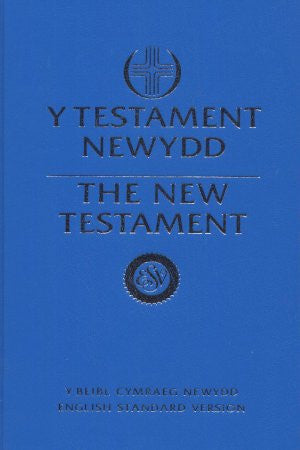 Welsh/English - New Testament