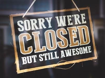 We are closed this week for office refurbishments.