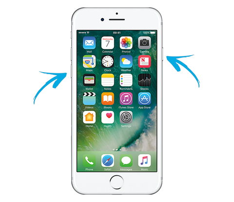 RepairMedia Iphone 7 Force Reset