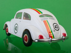 VW Beetle Herbie with friction vintage toy