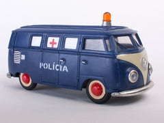 VW  Bus Police with friction vintage toy