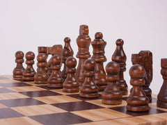 Cayro Wooden Chess