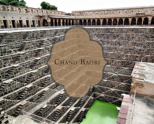 Chand Baori - The Moon Well