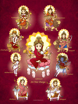 Navratri-Nine Divine Nights