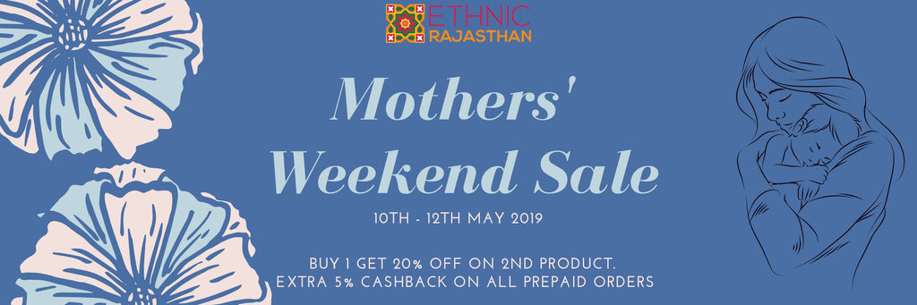 mother's day weekend sale