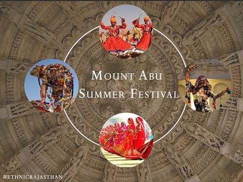 mt abu summer festival