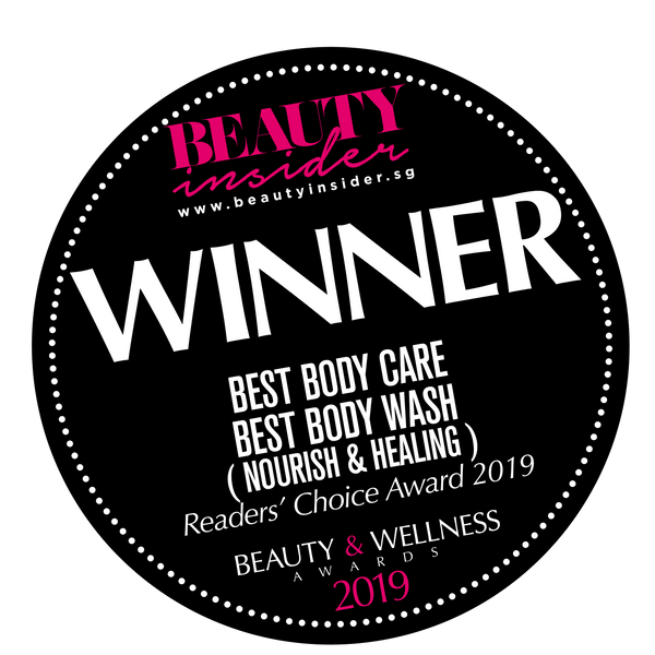Body Wash - Rose Geranium (*Award Winning*)