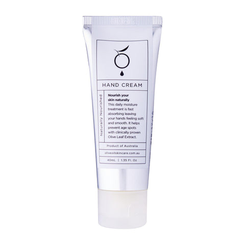 Hand Cream - Naturally Nourished