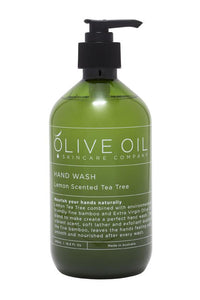 Hand Wash - Lemon Scented Tea Tree