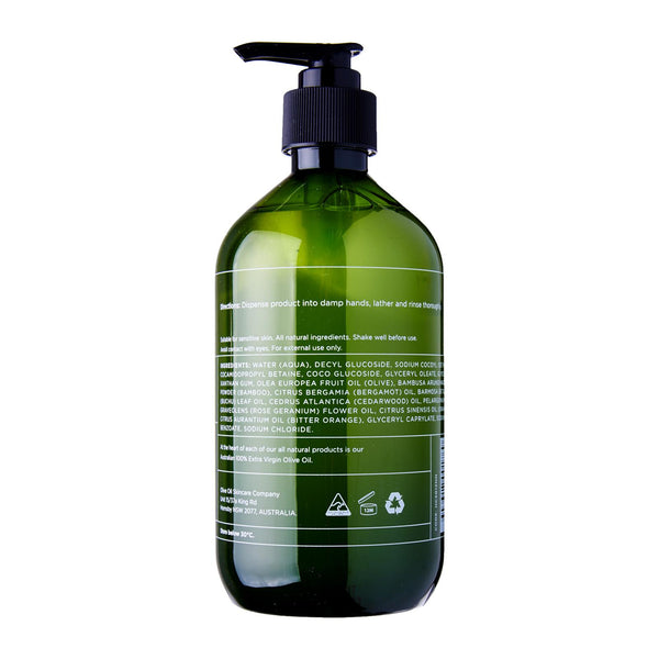 Hand Wash - Naturally Nourished