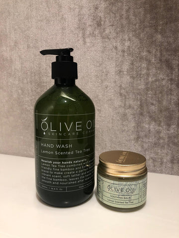 SG Care Bundle - Hand Wash + Soothing Balm