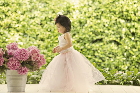 Tulle Skirt for Kids