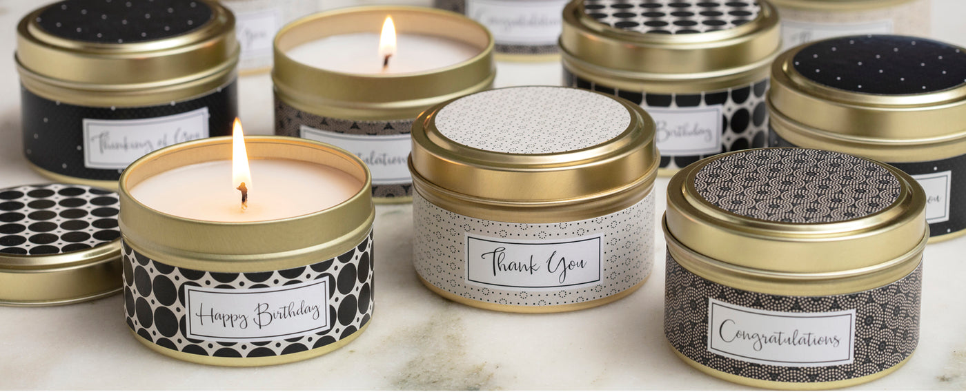 Ethically Made Soy Blend Candles At Wholesale Handpoured By Women Artisans In The US