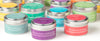 Quote tins - soy blend candles handpoured by women artisans in the U.S., fair trade and ethically made