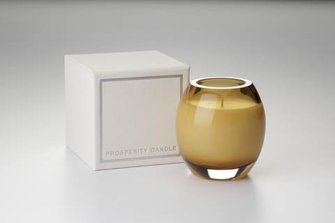 Amber Brilliance Candle