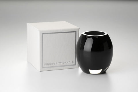 Black Brilliance Candle