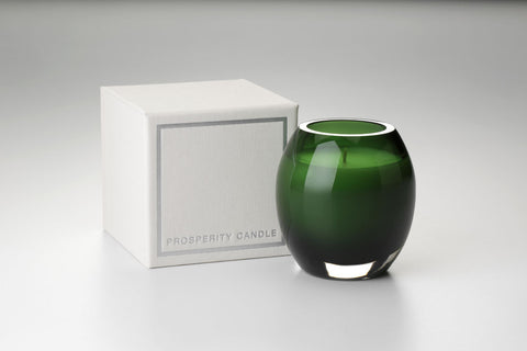 Emerald Brilliance Candle