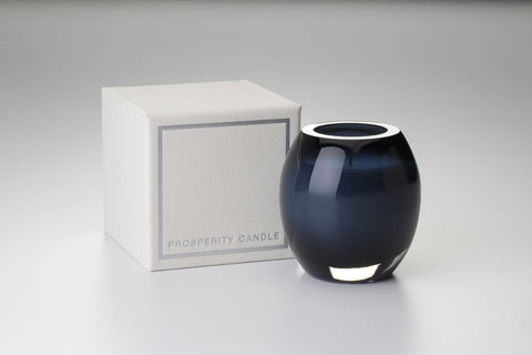 Night Blue Brilliance Candle