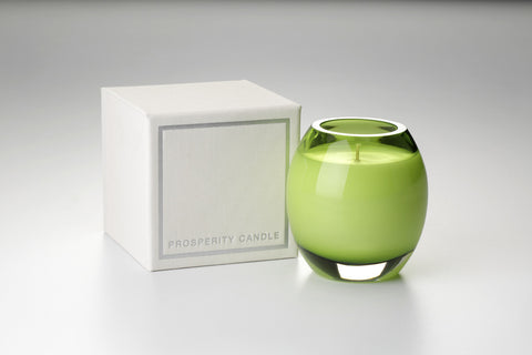 Lime Brilliance Candle