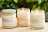 Prosperity Candle Wholesale - Ethically made spa candles that give back and support refugees in the U.S.