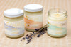 Ethically made spa aromatherapy candles that give back and support women refugees at Prosperity Candle. Wholesale.