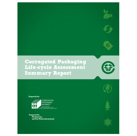 Corrugated Packaging Life-Cycle Assessment Summary Report - 2010
