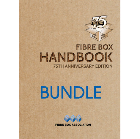 *75th Anniversary Edition Fibre Box Handbook - Bundle (Both Print and Digital Versions) TAPPI