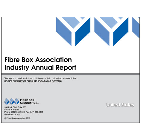 2017 Fibre Box Association Annual Report