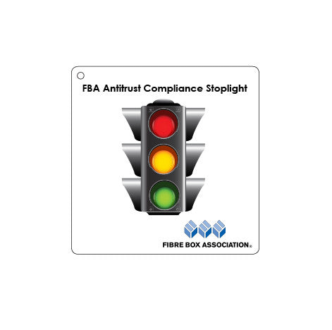 FBA Member - Antitrust Compliance Stoplight Cards