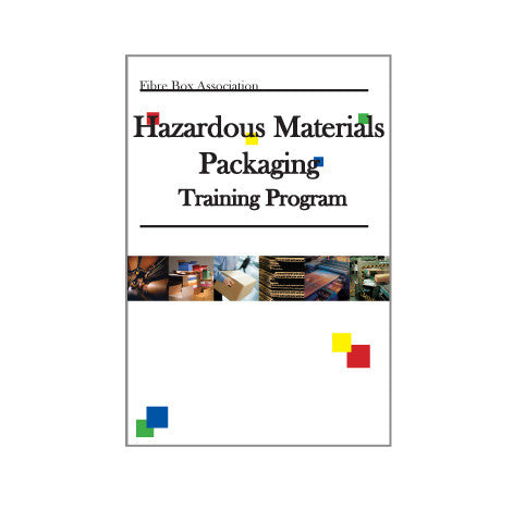 FBA Member - Hazardous Materials Packaging Training Kit