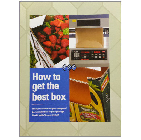 FBA Member - How to Get the Best Box Brochure (packets of 50)
