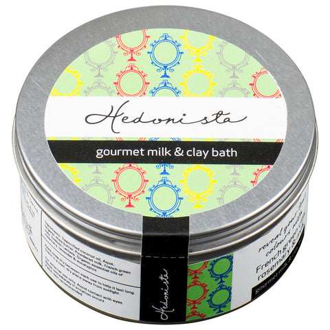Gourmet Milk & Clay Bath