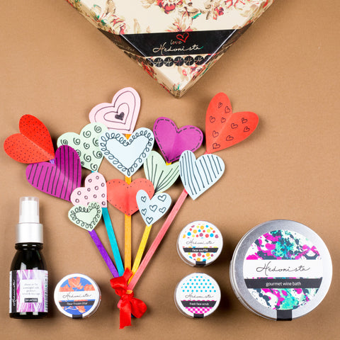 Hedonista Love Box - Hedonista Pvt. Ltd.  - 1