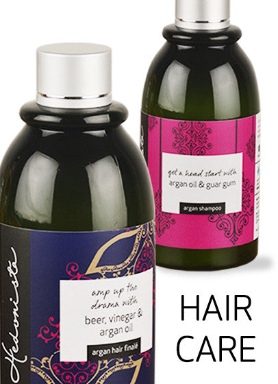 Hedonista Hair care