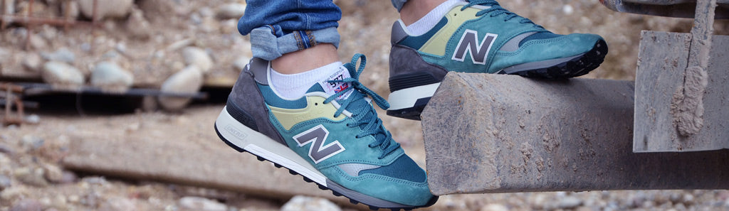 New Balance Men Sneaker