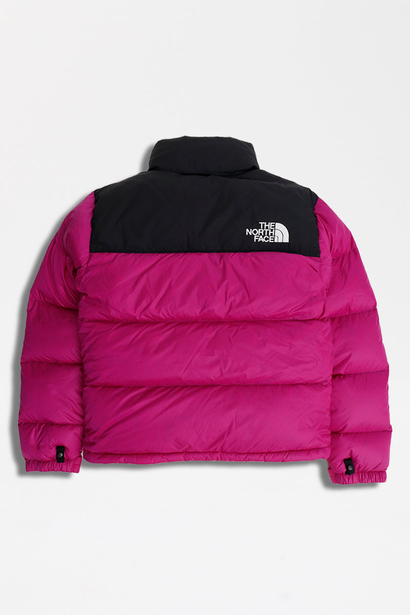 The North Face W 1996 Retro Nupse Jacke für Damen in Violett - NF0A3XEOZDN1