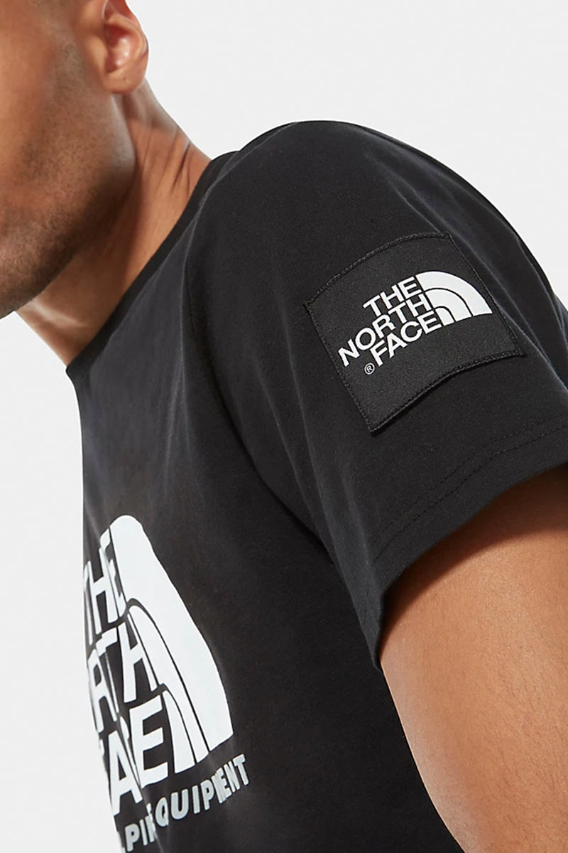 The North Face - Fine Alpine Tee (TNF Black) NF0A4M6NJK31