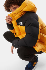 The North Face - Himalaya Daunen Parka Jacke in Goldgelb - NF0A4QYX56P1