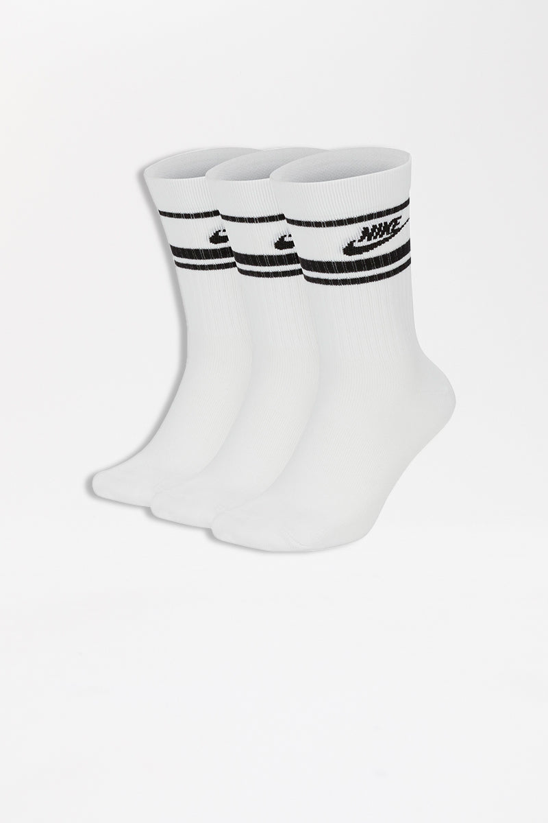Nike - Essential Socken in Weiß - CQ0301-103