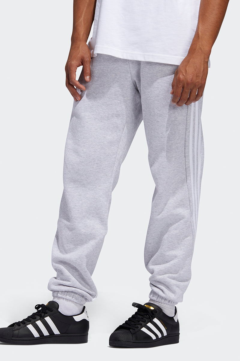 Adidas - 3-Stripes sweat pants (Light Grey Heather) FM1516