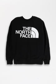 The Nort Face - Standard Crewneck in TNF Schwarz - NF0A4M7WJK31