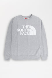 The North Face - Standard Crewneck in TNF Grau - NF0A4M7WDYX1