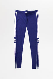 adidas-womens-trefoil-tight-with-white-3-stripes-dark-blue-dv2634