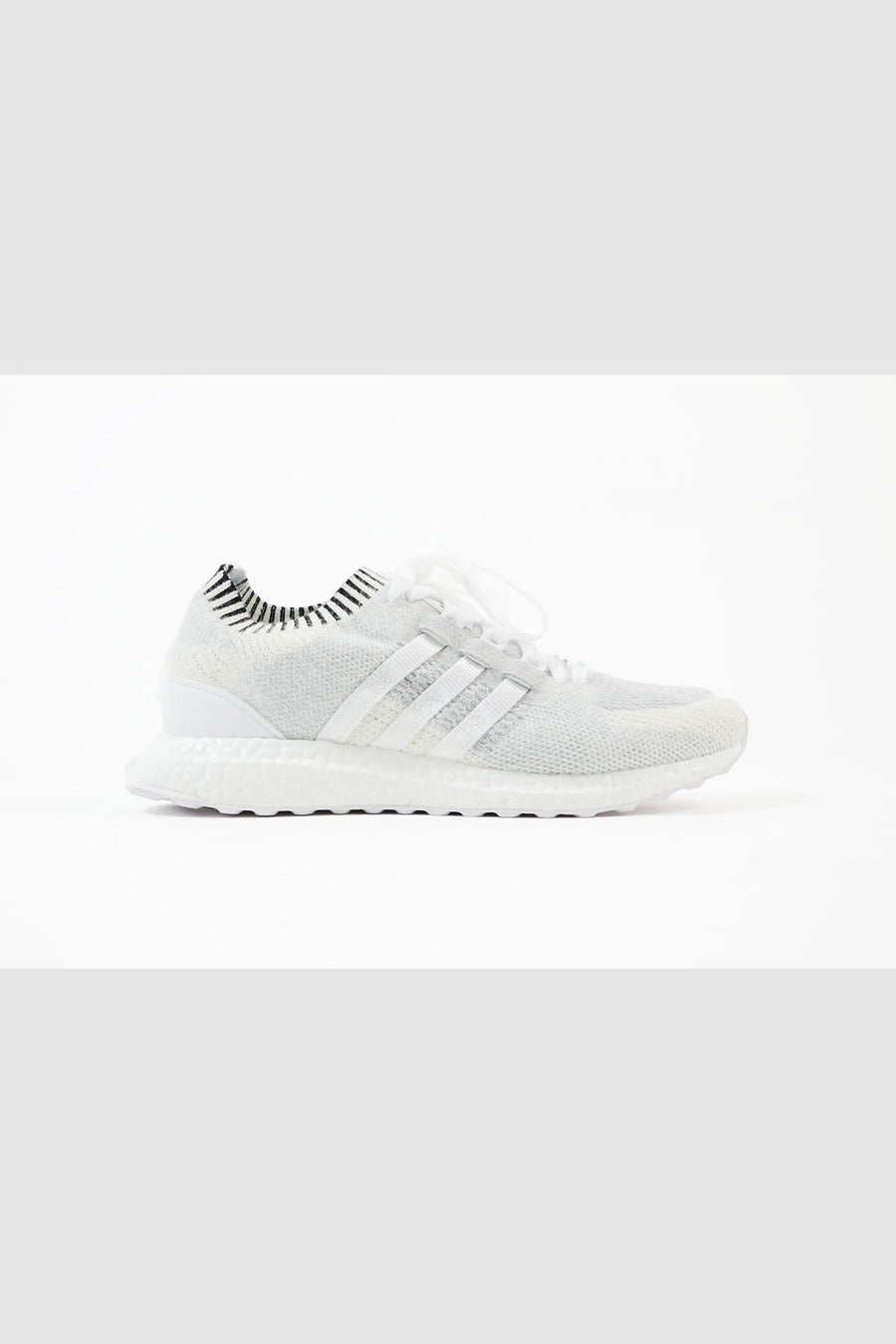 Adidas - Weißer EQT Support Ultra Sneaker in prime knit