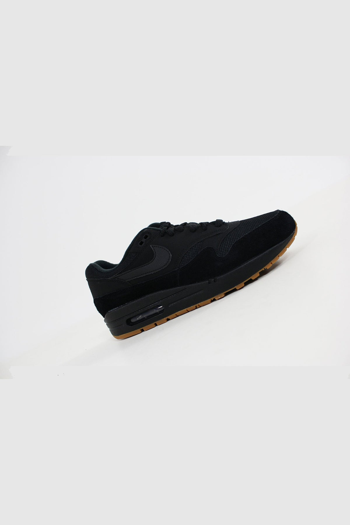 Nike - Air Max 1 (Black/ Black Gum Med Brown) AH8145-007