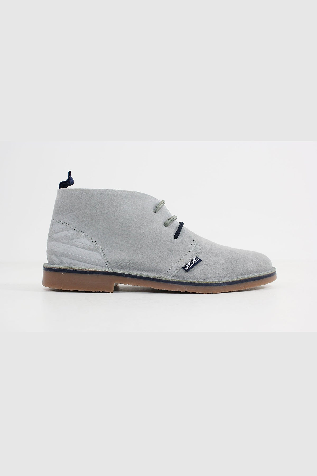 Submarine London - New Manchester Suede (Ciment-Deep)