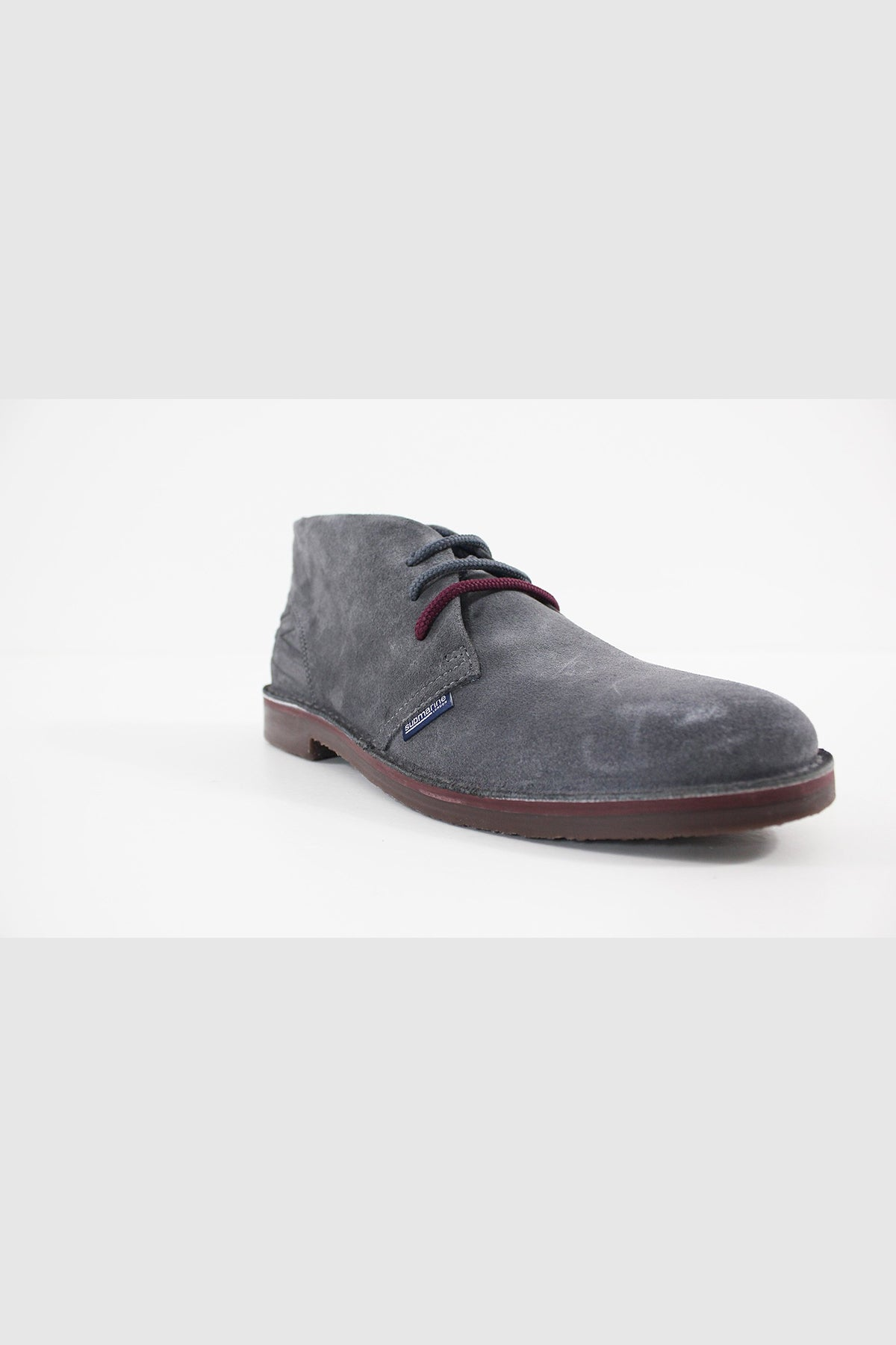 Submarine London - Women NEW MANCHESTER SUEDE UNISEX (ASH-CREMISI)