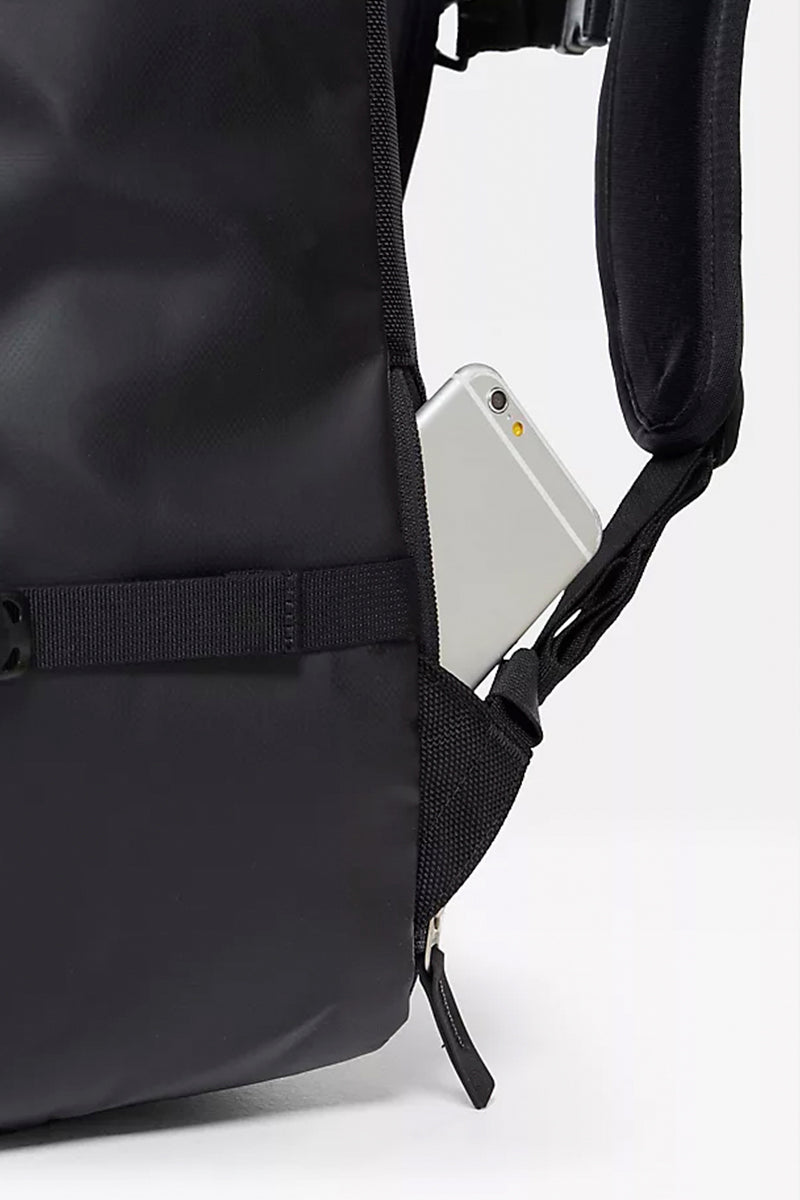 The North Face - Base Camp Fuse Box Rucksack in Schwarz mit wasserdichtem Material - NF0A3KVRJK31